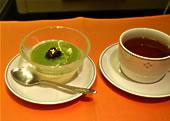 デザート抹茶
